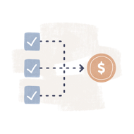 You are 3 times more likely to be approved for a business credit card with MatchFactor.